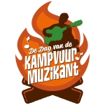 logo De Dag van de Kampvuurmuzikant